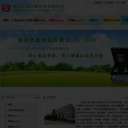 仪器仪表公司网站建设案例